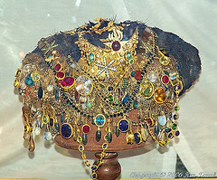 The sultan's crown jewels in Indonesia